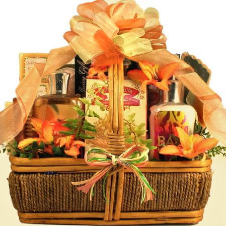 The Islander, Tropical Spa Basket