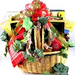 Extra Large Picnic Gift Basket