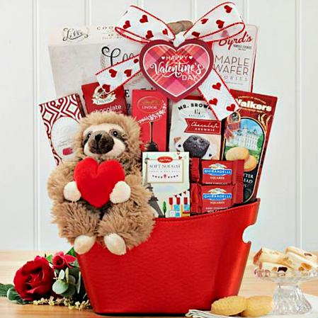valentine-sloth