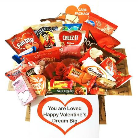 Endless Love Valentine Gift Basket