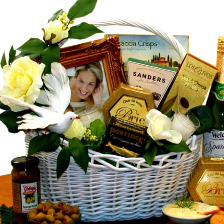 Romantic-Wedding-Basket