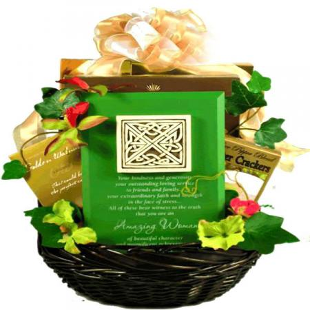 Amazing Woman  Gift Basket