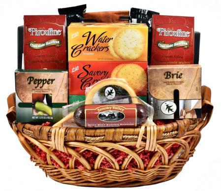 nautical gift baskets