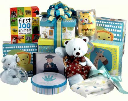 New Baby Keepsake Gifts