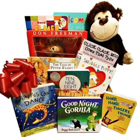 newborn baby books gift