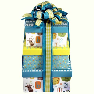 new-baby-gift-tower