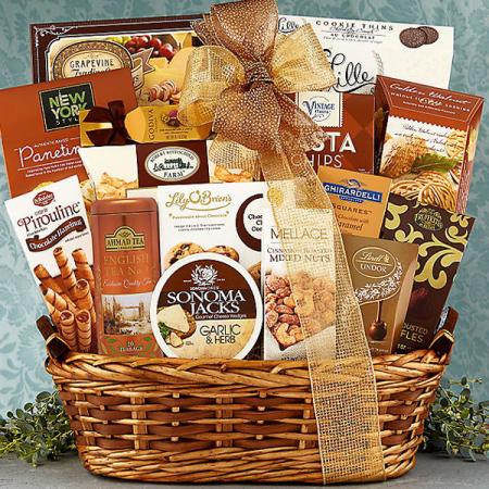 Wedding Gift Basket Delivery : Anniversary Gift Basket Delivery, Anniversary Gift Ideas