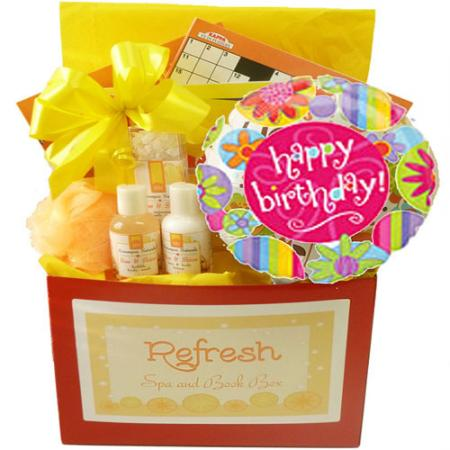 Beautiful Day Birthday Spa Box