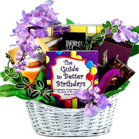 better birthdays gift basket
