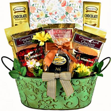 BLESSED GIFT BASKET