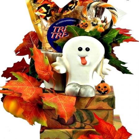 Halloween goodies by mail