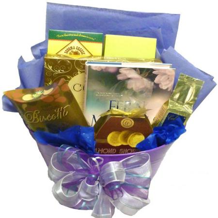 Winter Comforts Gift Basket