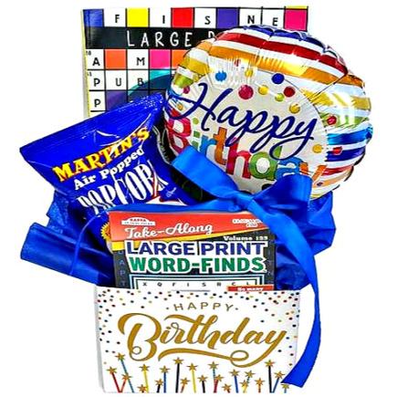brain builder birthday gift box