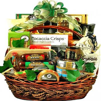 Corporate Therapy Gift Basket