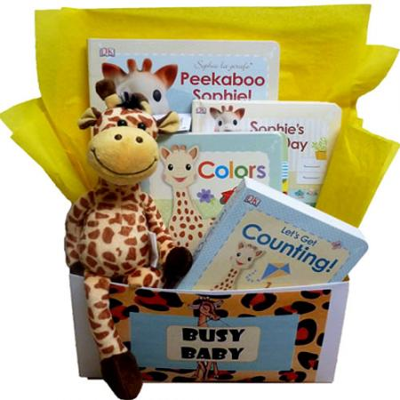 Busy Baby Gift Box