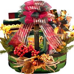 Fall Celebration Gift Baskets