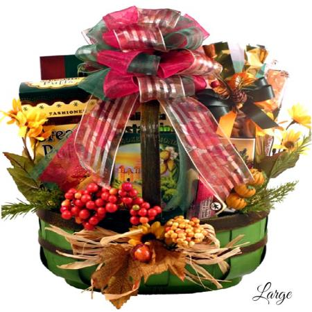 Celebrate Fall Gift Basket