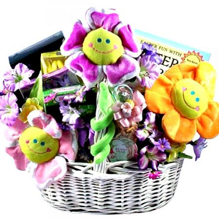 Deluxe Easter Cheer Basket