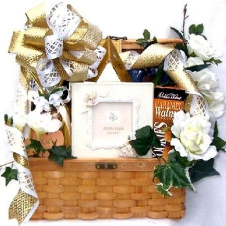 Cherished Memories, Wedding Basket