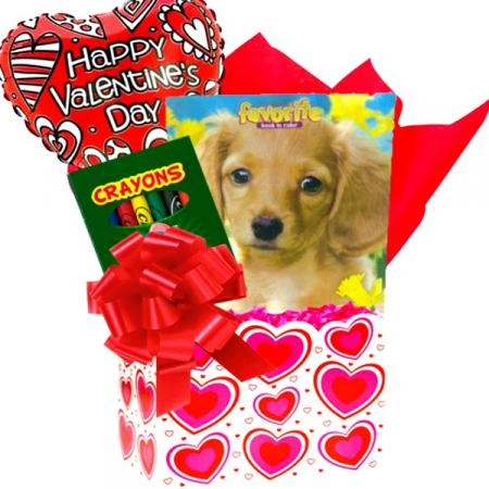 Cupid's XOXOX Valentine's Day Gift Box