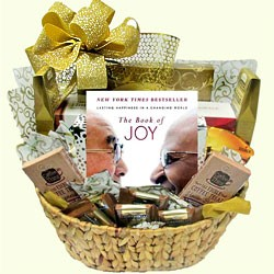 Chocolate Basket With Gift Book