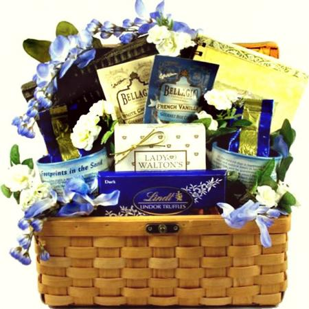 The Christian Heart Gift Basket