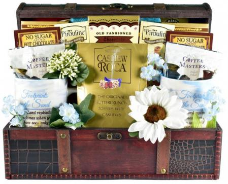 comfort and compassion gift basket