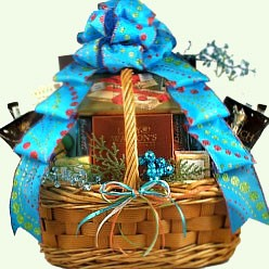 Caribbean Holiday Gift Basket
