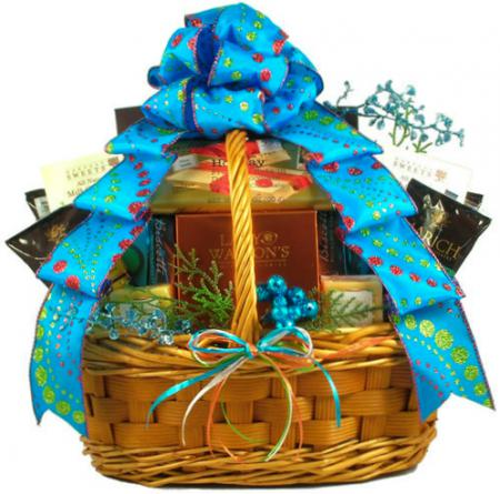 Caribbean Holiday Gift Basket, Tropical Christmas Treats They'll Love