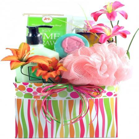 Citrus wave spa gift baskets
