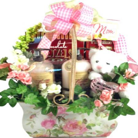 Mother's Day Classic, Gift Basket for Mom