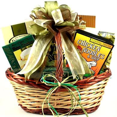 Gourmet Comfort Food Gift Basket