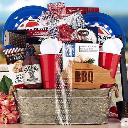Bar-B-Q Grilling Gift Basket