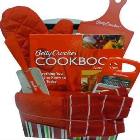Classic Cookbook Gift Set