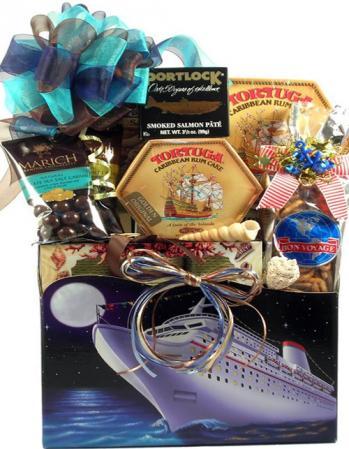 Bon Voyage Boatload of Goodies