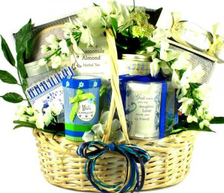 My Daughter, My Friend Gift Basket