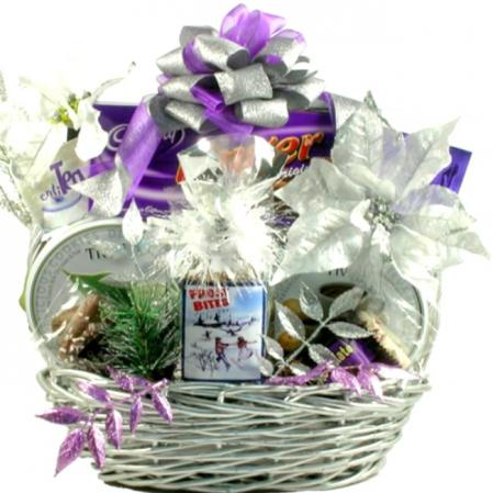 Dazzling Holiday Baskets