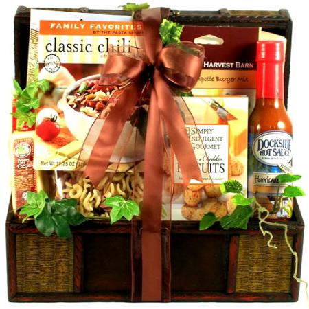 Down Home Cooking, Gourmet Food Basket