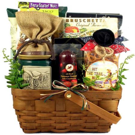 A Man's Man Gift Basket
