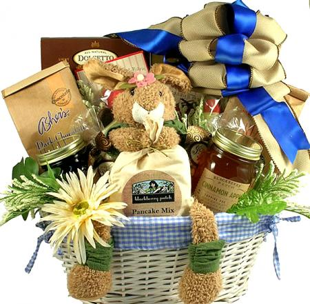 Easter Deluxe Breakfast Basket