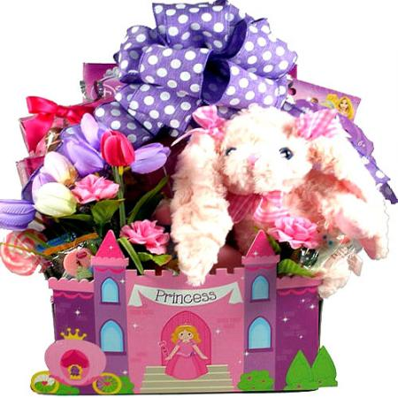 Little Princess Easter Gift Basket