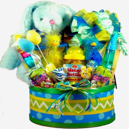 Easter Egg Hunt Easter Basket For Kids