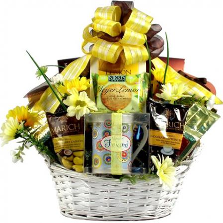 Just For You, Easter Basket for Sisters, Daughters and Friends
