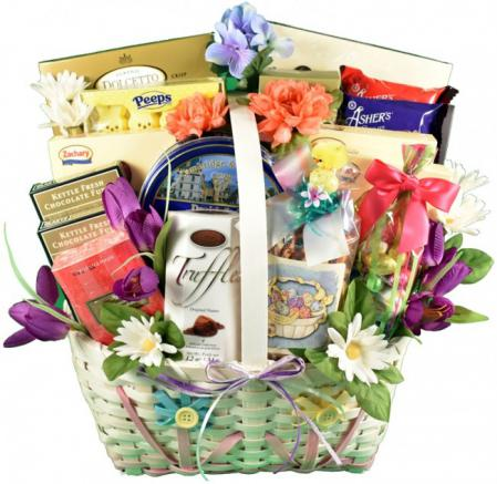 egg-stra Special Easter Basket