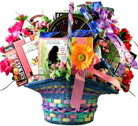 Egg-stra Special Over-Sized Easter Basket