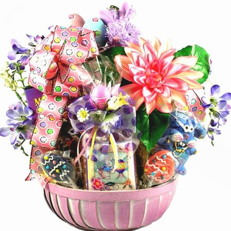 Easter Family Fun,  EasterGift Basket