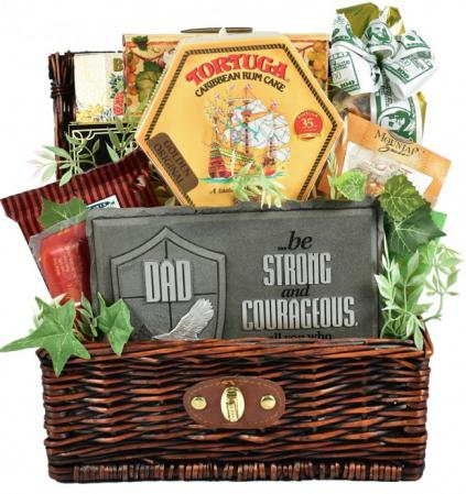 father gift baskets best