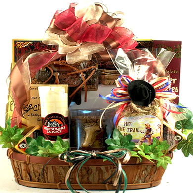 Giddy Up Gift Basket