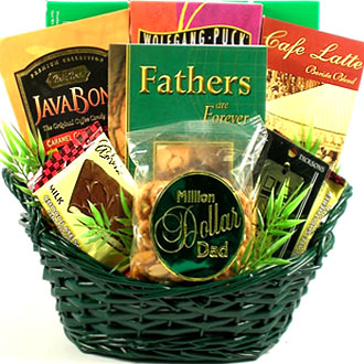 Tops Pops, Gift Basket For Fathers