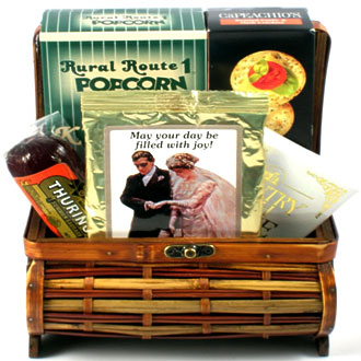 Wedding Gift Basket, Your Big Day